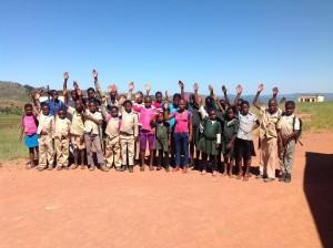 Fadderbarn – Nyatsini Primary School
