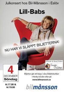 Bil-Månsson i Eslöv stödjer Swazi Children